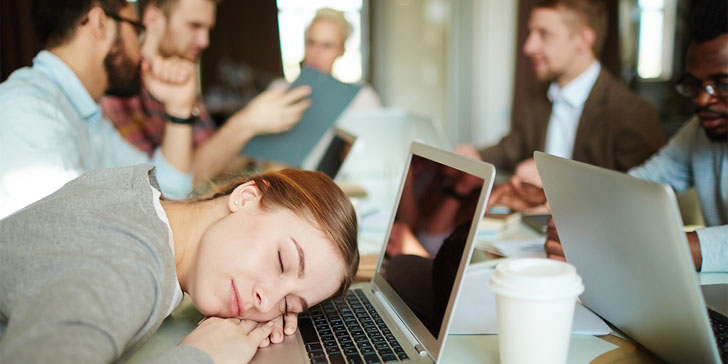 The Top 15 Reasons You're Always Tired