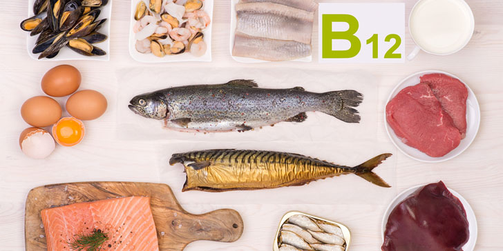The Best 12 Foods High In Vitamin B12